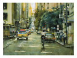 Late Summer, San Francisco Giclee Print by Desmond O'hagan