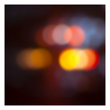 Blurred Lights Abstract 2 Photographic Print by Paul Edmondson