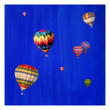 Lift Off C Giclee Print by  GI ArtLab