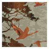Bird 2 Giclee Print by  jefdesigns