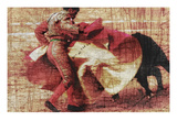 San Miguel, Bullfight No.1 Reproduction photographique par Doug Landreth