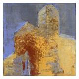 Painted Structure 8 Impression giclée par Maeve Harris