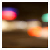 Blurred Lights Abstract 4 Photographic Print by Paul Edmondson