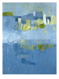 Blue View Giclee Print by Jenny Nelson