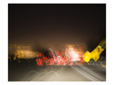 Traffic Abstract 1 Photographic Print by Paul Edmondson