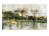 Oil and Water 2 Photographic Print by Thea Schrack