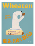 Wheaten Soda Bread Giclee Print by Ken Bailey