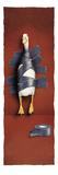 Duck Tape Wydruk giclee autor Will Bullas