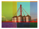 Silos Prints by JB Hall
