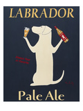 Labrador Pale Ale Posters by Ken Bailey