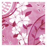 Summer Blossoms 4 Giclee Print by Kate Knight