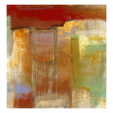 Measure of Vibration Giclee Print by Maeve Harris