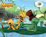 Maya - Maja - Lily Pond Plakater