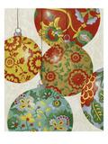 Christmas Cheer I Reproduction procédé giclée par Chariklia Zarris