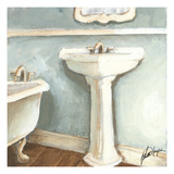 Porcelain Bath I Posters af Ethan Harper