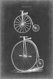Vintage Bicycles I Kunstdrucke von  Vision Studio