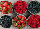 Berries I Prints by Assaf Frank