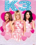 K3 Polka Dot Dress Plakát