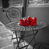 Romantic Roses II Reprodukcje autor Assaf Frank