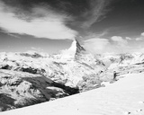 Matterhorn from Unterrothorn Posters af Dave Butcher