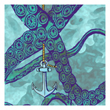 Misadventure IV Plakat af Alicia Ludwig