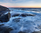 Skagerack Coast Art by Hans Strand