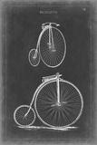 Vintage Bicycles II Prints by  Vision Studio