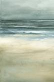 Tranquil Sea I Poster von Jennifer Goldberger