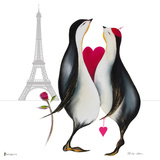 L´amour Posters by Marilyn Robertson