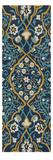 Cobalt Tapestry II Prints by Chariklia Zarris