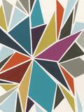 Pinwheel II Print by Erica J. Vess