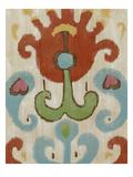 Tribal Ikat I Giclee Print by Chariklia Zarris