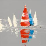 Dans le vent I Posters by Guy Fontdeville