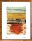 Large Study 5 Limited Edition Framed Print by Lynn Basa