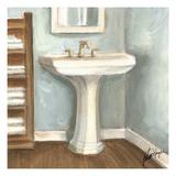 Porcelain Bath III Poster af Ethan Harper