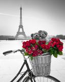 Teddy Rendez-vous Affiches par Assaf Frank