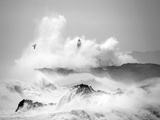 Storm in Cantabria Prints by Marina Cano