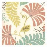 Veranda Floral III Prints by Erica J. Vess