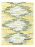 Green and Yellow Reflection I Lámina giclée premium por Megan Meagher