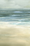 Tranquil Sea II Art by Jennifer Goldberger