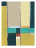 Urban Reflections II Print by Erica J. Vess