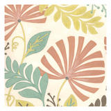 Veranda Floral II Posters by Erica J. Vess