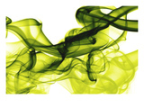 Green Smoke Photographic Print by  GI ArtLab