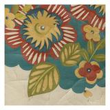 Picnic Tapestry II Art by Chariklia Zarris