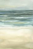 Tranquil Sea III Posters af Jennifer Goldberger