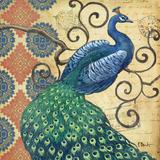 Peacock's Splendor I Posters par Paul Brent