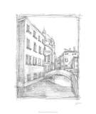 Sketches of Venice IV Limited Edition by Ethan Harper