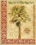Summer Palm I Print by Gregory Gorham