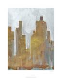Urban Dawn II Premium Giclee Print by Jarman Fagalde