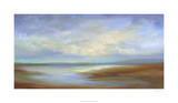 Sand Bar Premium Giclee Print by Sheila Finch